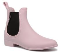 Beatle Stiefeletten & Boots in rosa