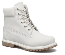 6 in premium boot w Stiefeletten & Boots grau