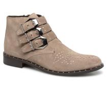 L.5.ELUCY Stiefeletten & Boots in grau