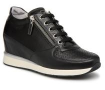 Jackie 3 Sneaker in schwarz