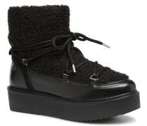 46483 Stiefeletten & Boots in schwarz