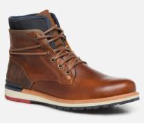 GIL Stiefeletten & Boots in braun