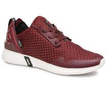Levi's Black Tab Sneaker in weinrot