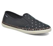Bora Print Cash Sneaker in schwarz