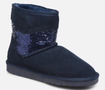 Asha Stiefeletten & Boots in blau