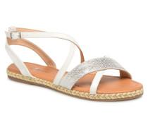 LOLA2 Sandalen in weiß