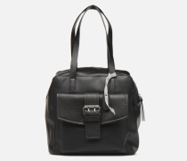 Marcie Shopper Handtasche in schwarz