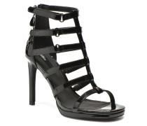 Callal Sandalen in schwarz