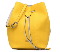 Rev Medium Bucket Liz Handtasche in gelb