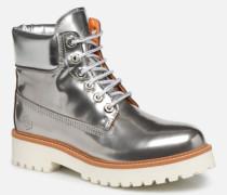 KRISTY Stiefeletten & Boots in silber