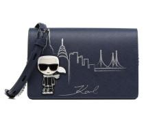 Shoulder Bag NYC Handtasche in blau
