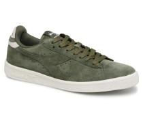 GAME LOW S Sneaker in grün