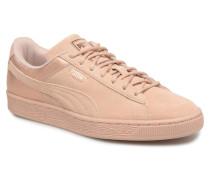 Suede LunaLux Wn's Sneaker in rosa