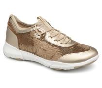 D NEBULA A D92BHA Sneaker in goldinbronze