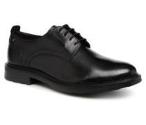PISTON Schnürschuhe in schwarz