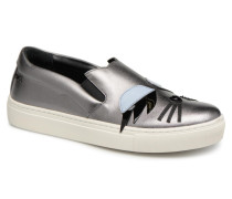 Kupsole Choupette Lash Sneaker in silber