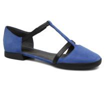 Casi Tiptap Ballerinas in blau