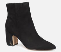 Hilty Stiefeletten & Boots in schwarz