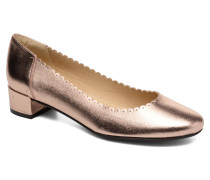 Sabby Ballerinas in goldinbronze