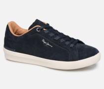 Roland Split C Sneaker in blau