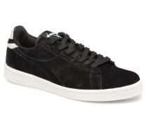 GAME LOW S W Sneaker in schwarz