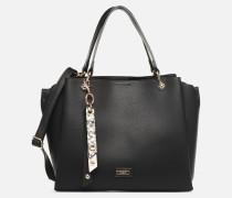 NUSZ Handtasche in schwarz