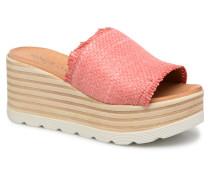 DETROIT 805 Clogs & Pantoletten in rosa