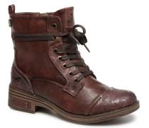Lola Stiefeletten & Boots in weinrot