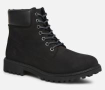 RIVER M Stiefeletten & Boots in schwarz
