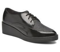 Cab Schnürschuhe in schwarz