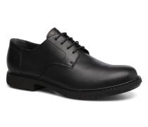 Neuman K100152 Schnürschuhe in schwarz