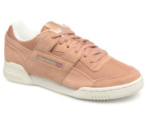 WORKOUT LO PLUS Sneaker in braun
