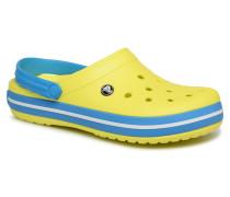 Crocband M Sandalen in gelb