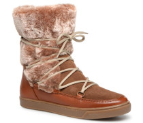 MOON BOOTS POLO Stiefeletten & Boots in braun