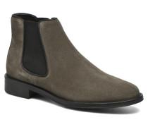 Newton chelsea suede Stiefeletten & Boots in grau