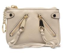 MOTO POUCH Handtasche in beige