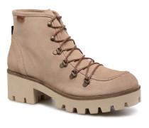 50842 Stiefeletten & Boots in beige