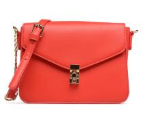 Justine Handtasche in rot