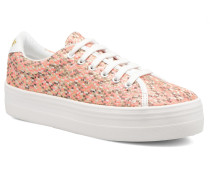 Plato Sneaker Square in rosa