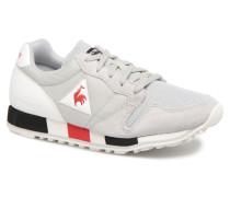 Omega Nylon Sneaker in grau