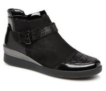 Lazio 43330 Stiefeletten & Boots in schwarz