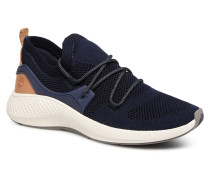 FlyRoam Go Knit Oxford Sneaker in schwarz