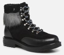 46257 Stiefeletten & Boots in schwarz
