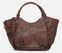 ALBITA ROTTERDAM Handtasche in braun