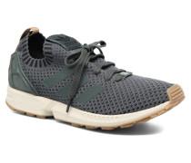 Zx Flux Pk Sneaker in grün