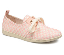 Stone One KiS W Sneaker in rosa