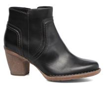 Carleta Paris Stiefeletten & Boots in schwarz