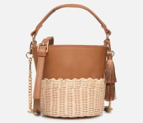 ACEILLE Handtasche in braun