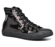 Chuck Taylor All Star Hi W Sneaker in schwarz