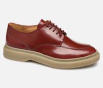 ORIGAMI Schnürschuhe in rot